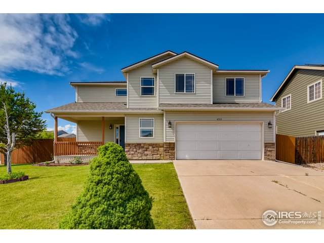 4315 W 30th St Pl, Greeley, CO 80634 (#917670) :: Compass Colorado Realty
