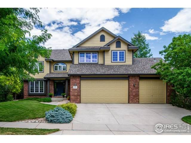 3408 Wild View Dr, Fort Collins, CO 80528 (#917671) :: James Crocker Team