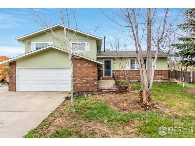 716 Kimball Rd, Fort Collins, CO 80521 (#917674) :: The Brokerage Group