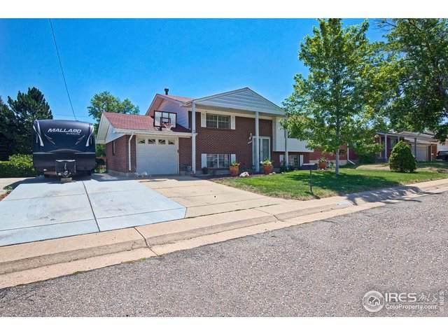 11926 High St, Northglenn, CO 80233 (#917683) :: Peak Properties Group