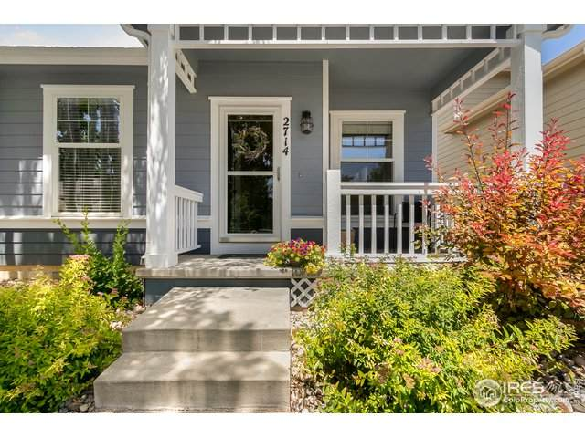2714 County Fair Ln, Fort Collins, CO 80528 (#917686) :: The Brokerage Group