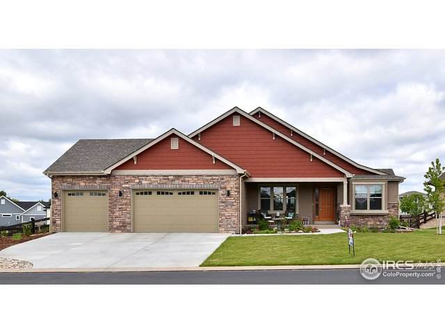 1131 Waterfall St, Timnath, CO 80547 (#917687) :: The Brokerage Group