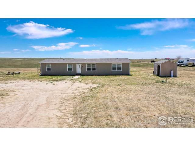 50994 County Road 57, Ault, CO 80610 (#917696) :: Compass Colorado Realty