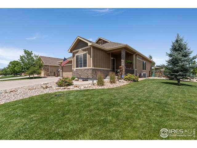 736 San Felipe Dr, Fort Collins, CO 80524 (#917702) :: James Crocker Team