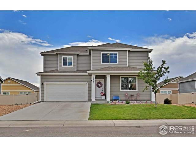 3961 Peach St, Wellington, CO 80549 (MLS #917705) :: 8z Real Estate