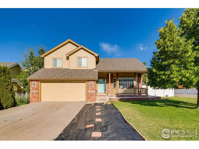 624 62nd Ave, Greeley, CO 80634 (#917709) :: Compass Colorado Realty