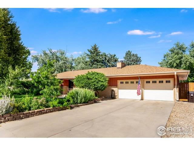 12724 Grandview Dr, Longmont, CO 80504 (MLS #917711) :: 8z Real Estate