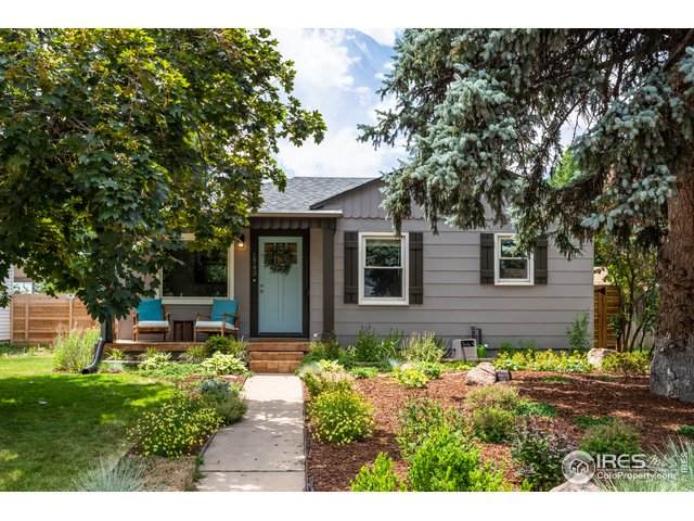 1743 S Garfield St, Denver, CO 80210 (MLS #917713) :: Colorado Home Finder Realty