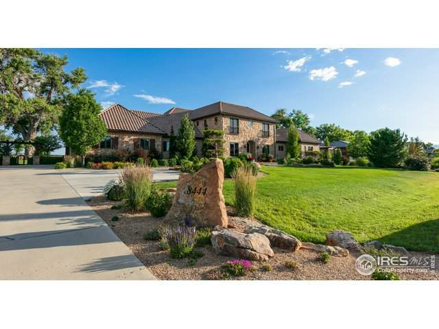 8444 Summerlin Dr, Longmont, CO 80503 (MLS #917722) :: Downtown Real Estate Partners
