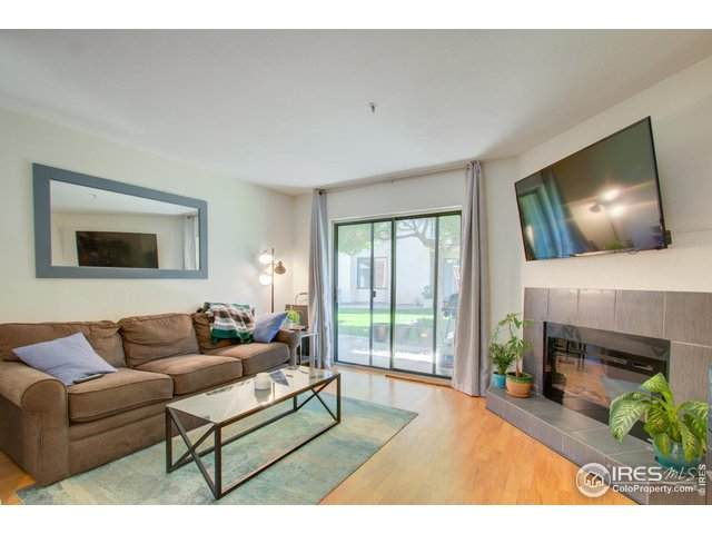 575 Manhattan Dr #102, Boulder, CO 80303 (MLS #917725) :: Jenn Porter Group