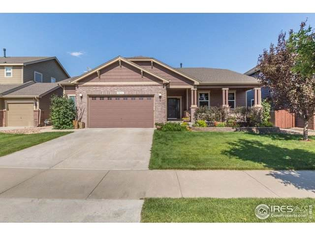 5836 Banner St, Timnath, CO 80547 (#917727) :: James Crocker Team