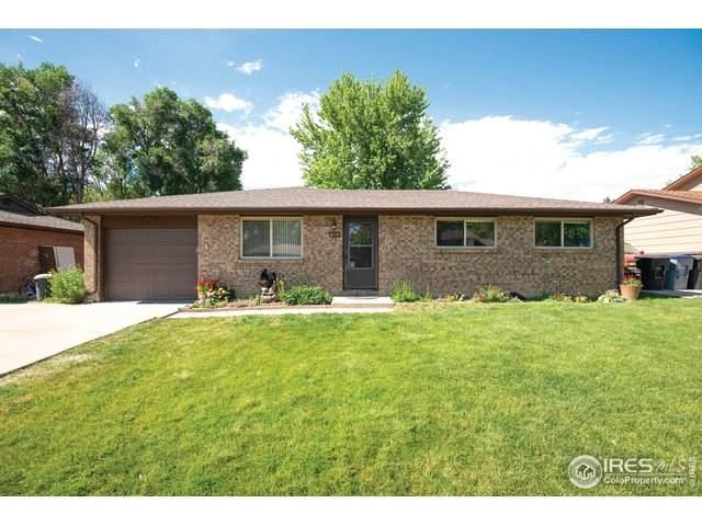 614 Hubbard Dr, Longmont, CO 80504 (MLS #917736) :: Colorado Home Finder Realty