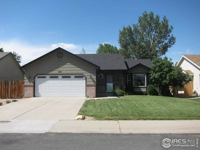 439 La Costa Ln, Johnstown, CO 80534 (MLS #917741) :: June's Team