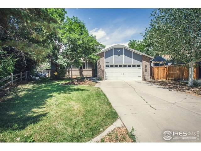 1029 23rd St, Loveland, CO 80537 (MLS #917749) :: Downtown Real Estate Partners