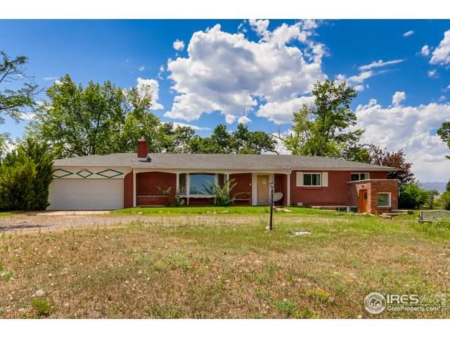 947 Crestmoor Dr, Boulder, CO 80303 (MLS #917769) :: Hub Real Estate