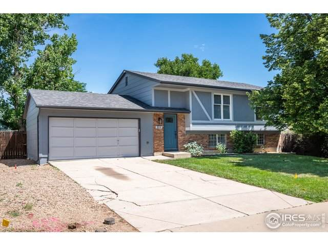 813 W Oak Ct, Louisville, CO 80027 (MLS #917778) :: Hub Real Estate
