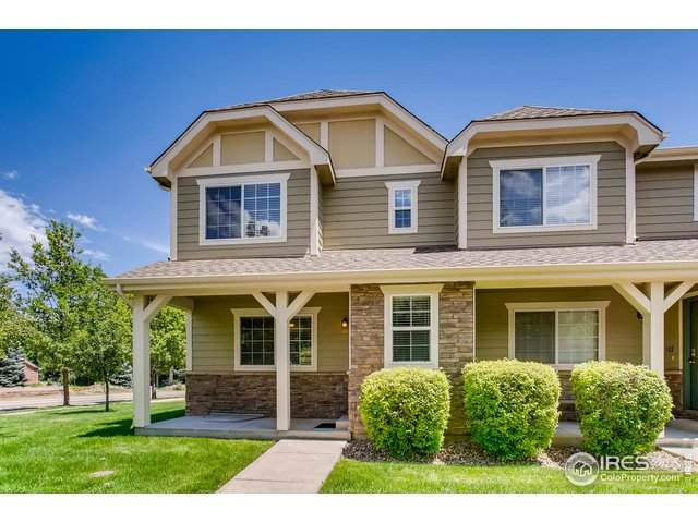 1002 Andrews Peak Dr #101, Fort Collins, CO 80521 (MLS #917782) :: Jenn Porter Group