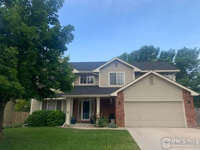 2731 Red Cloud Ct, Fort Collins, CO 80525 (MLS #917784) :: Jenn Porter Group