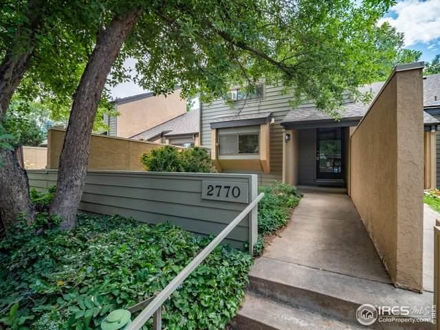 2770 Northbrook Pl, Boulder, CO 80304 (#917787) :: West + Main Homes