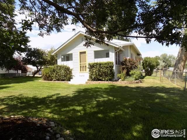 7475 Nelson Rd, Longmont, CO 80503 (MLS #917802) :: 8z Real Estate