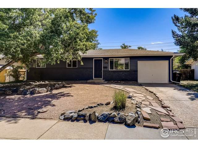 870 34th St, Boulder, CO 80303 (MLS #917804) :: Jenn Porter Group