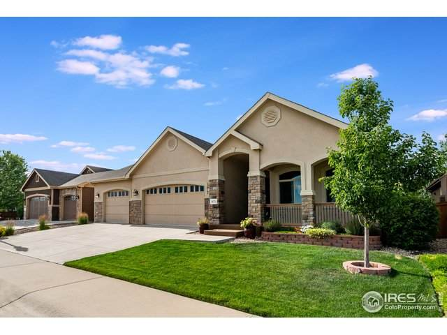 1675 Rhode Island St, Loveland, CO 80538 (MLS #917805) :: Downtown Real Estate Partners