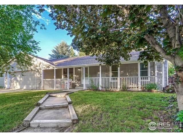 2412 Bowen St, Longmont, CO 80501 (#917807) :: West + Main Homes