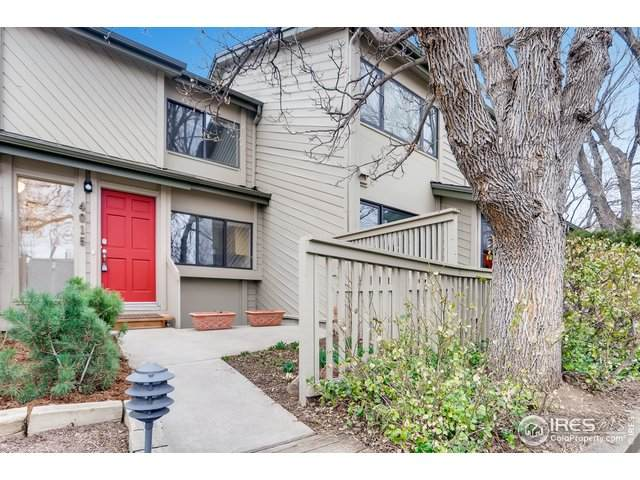 4015 Wonderland Hill Ave, Boulder, CO 80304 (MLS #917808) :: 8z Real Estate
