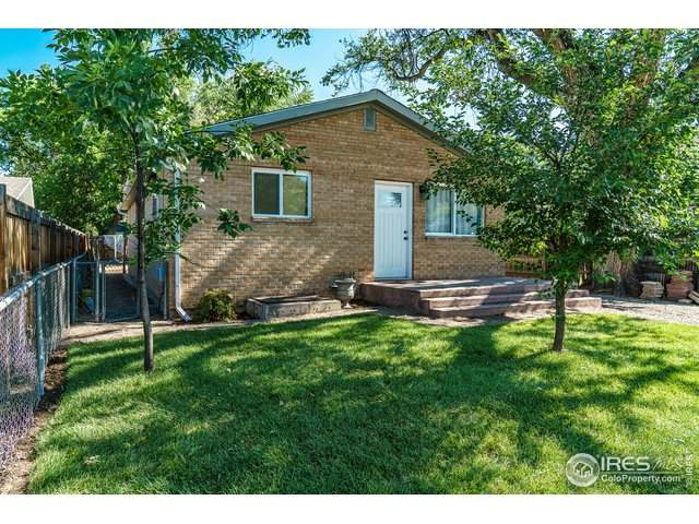 649 W 1st St, Loveland, CO 80537 (MLS #917809) :: Downtown Real Estate Partners