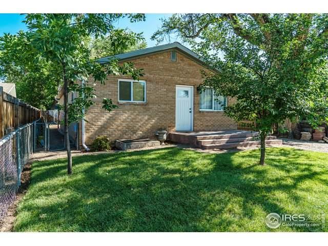 649 W 1st St, Loveland, CO 80537 (MLS #917809) :: Hub Real Estate