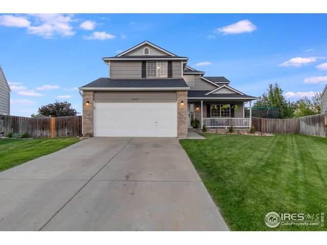 5443 Bobcat Ct, Frederick, CO 80504 (MLS #917826) :: 8z Real Estate