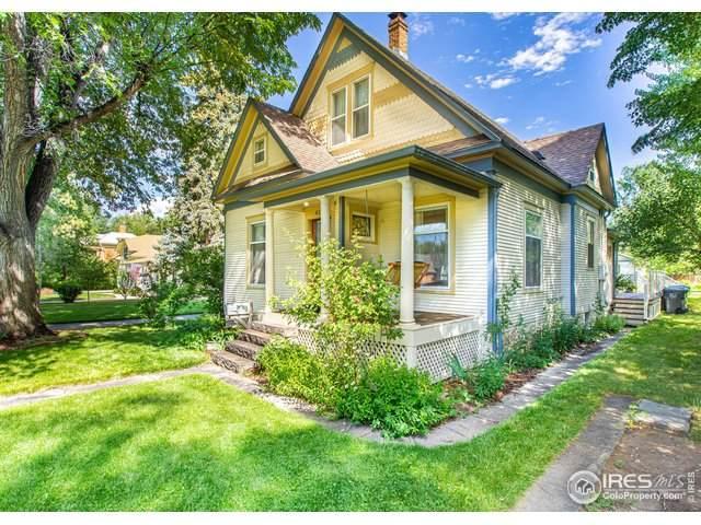 431 W 5th St, Loveland, CO 80537 (MLS #917827) :: Find Colorado