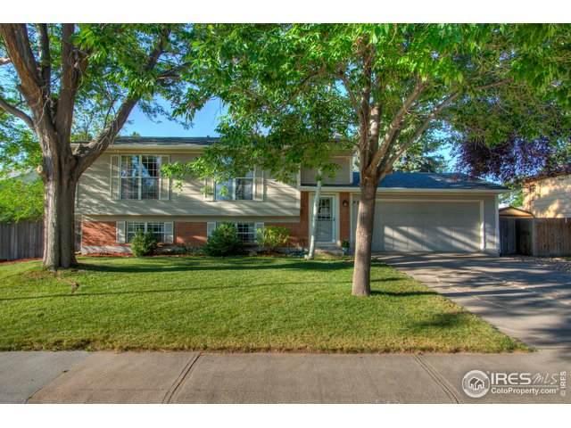 425 Guillemont St, Fort Collins, CO 80526 (MLS #917838) :: 8z Real Estate