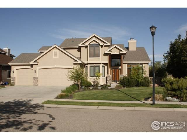 3544 Long Creek Dr, Fort Collins, CO 80528 (#917857) :: The Margolis Team