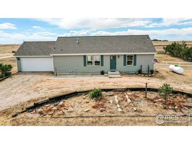 24649 Railroad St, Eaton, CO 80615 (MLS #917863) :: Colorado Home Finder Realty