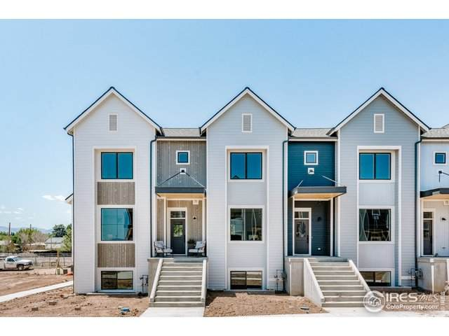256 Clementina St, Louisville, CO 80027 (MLS #917866) :: Downtown Real Estate Partners