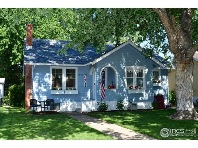 1725 14th Ave, Greeley, CO 80631 (MLS #917868) :: Downtown Real Estate Partners