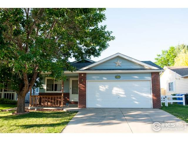 2530 Emerald St, Loveland, CO 80537 (MLS #917870) :: Downtown Real Estate Partners