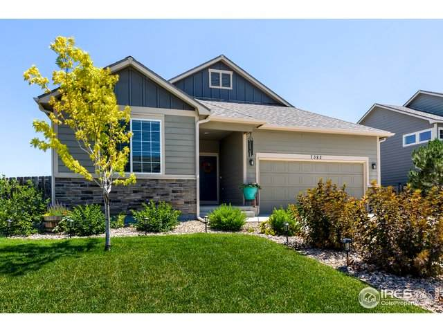 7382 Atlantis St, Wellington, CO 80549 (#917877) :: The Margolis Team