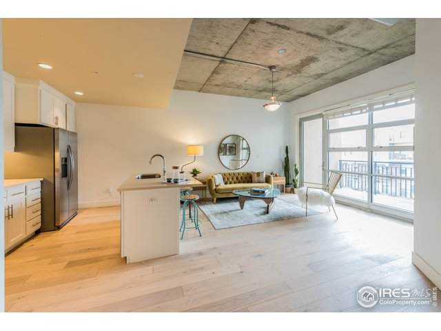 3401 Arapahoe Ave #309, Boulder, CO 80303 (MLS #917891) :: Hub Real Estate