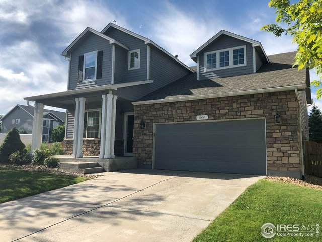 644 Peyton Dr, Fort Collins, CO 80525 (MLS #917917) :: Find Colorado