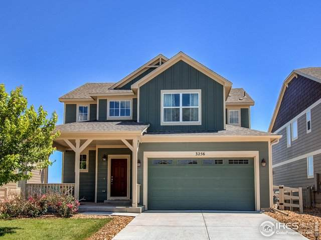 3256 Anika Dr, Fort Collins, CO 80525 (#917922) :: My Home Team