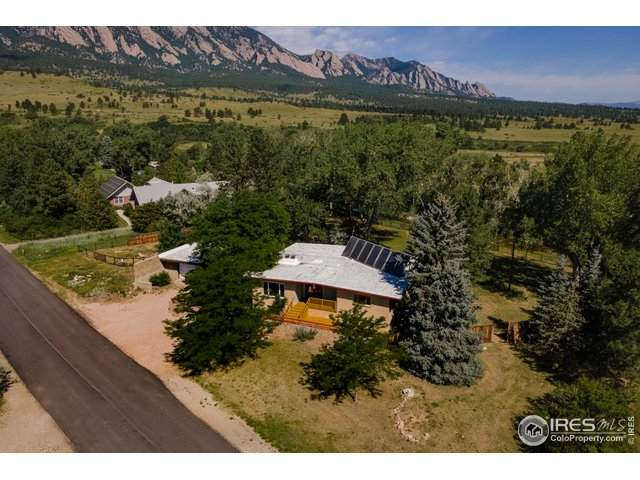 4437 Prado Dr, Boulder, CO 80303 (MLS #917926) :: Wheelhouse Realty