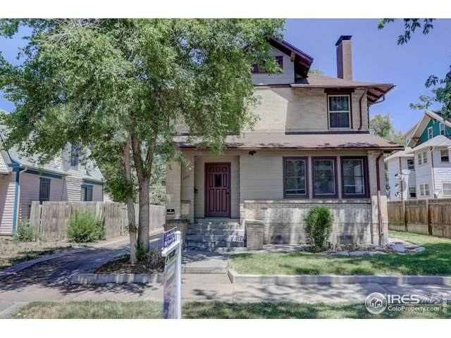 1211 8th St, Greeley, CO 80631 (#917933) :: Compass Colorado Realty