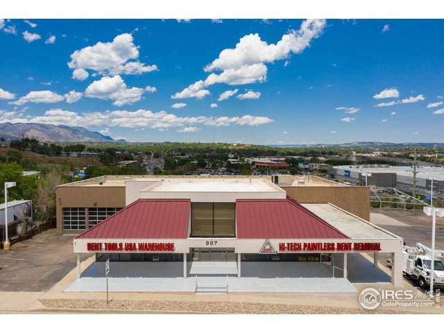 907 Motor City Dr, Colorado Springs, CO 80905 (MLS #917937) :: Downtown Real Estate Partners