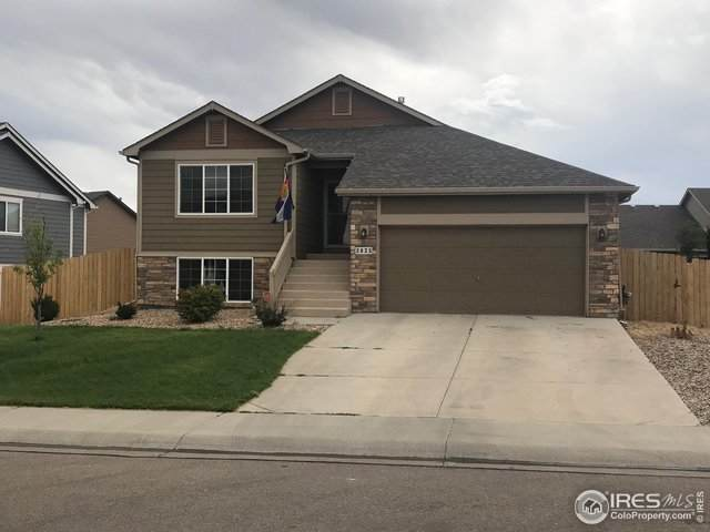 2825 Avocado Ave, Greeley, CO 80631 (#917941) :: Compass Colorado Realty