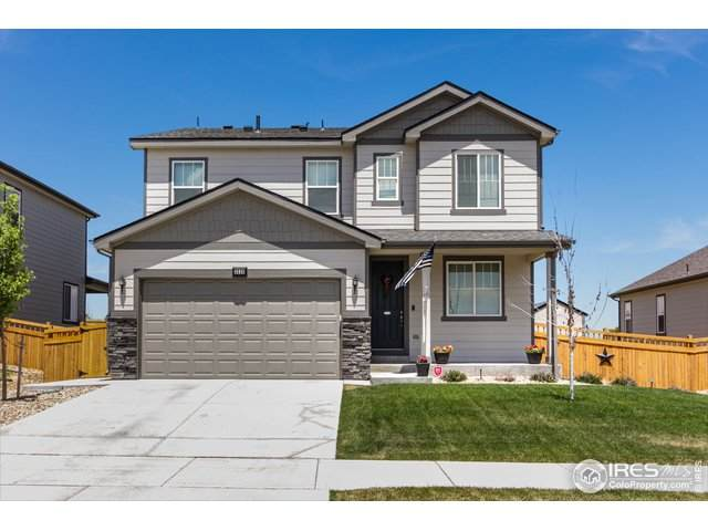 3528 Little Bell Dr, Frederick, CO 80516 (MLS #917946) :: June's Team