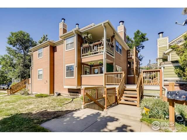 3025 Broadway St #5, Boulder, CO 80304 (MLS #917947) :: June's Team