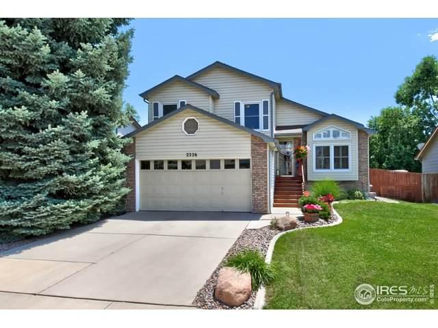 2226 Frontier St, Longmont, CO 80501 (MLS #917968) :: Colorado Home Finder Realty