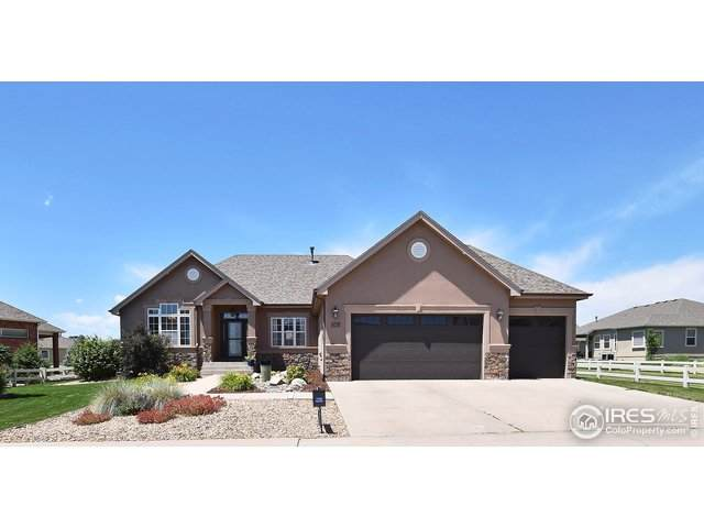 102 Settlers Dr, Eaton, CO 80615 (#917985) :: Compass Colorado Realty